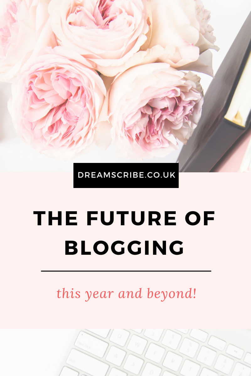 The Future of Blogging This Year and Beyond