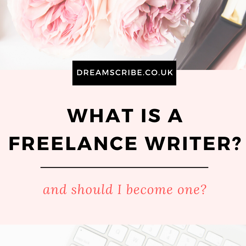 What is a Freelance Writer?