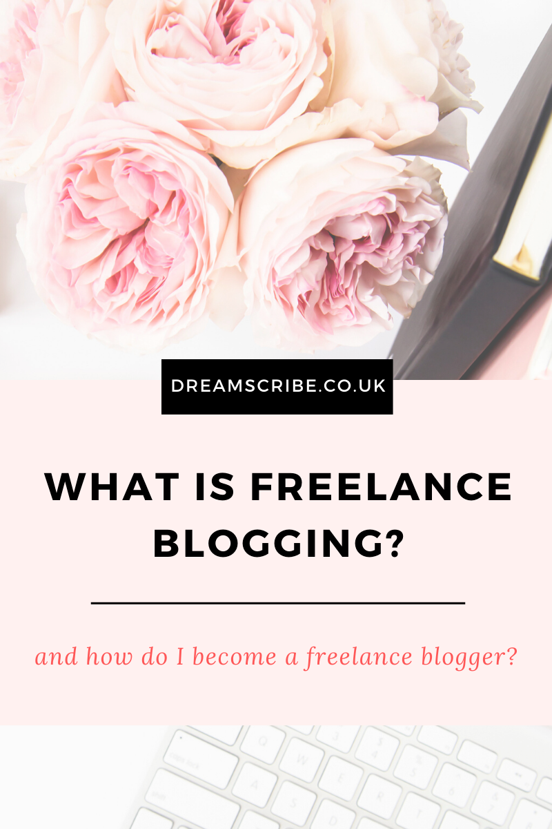 What is Freelance Blogging?