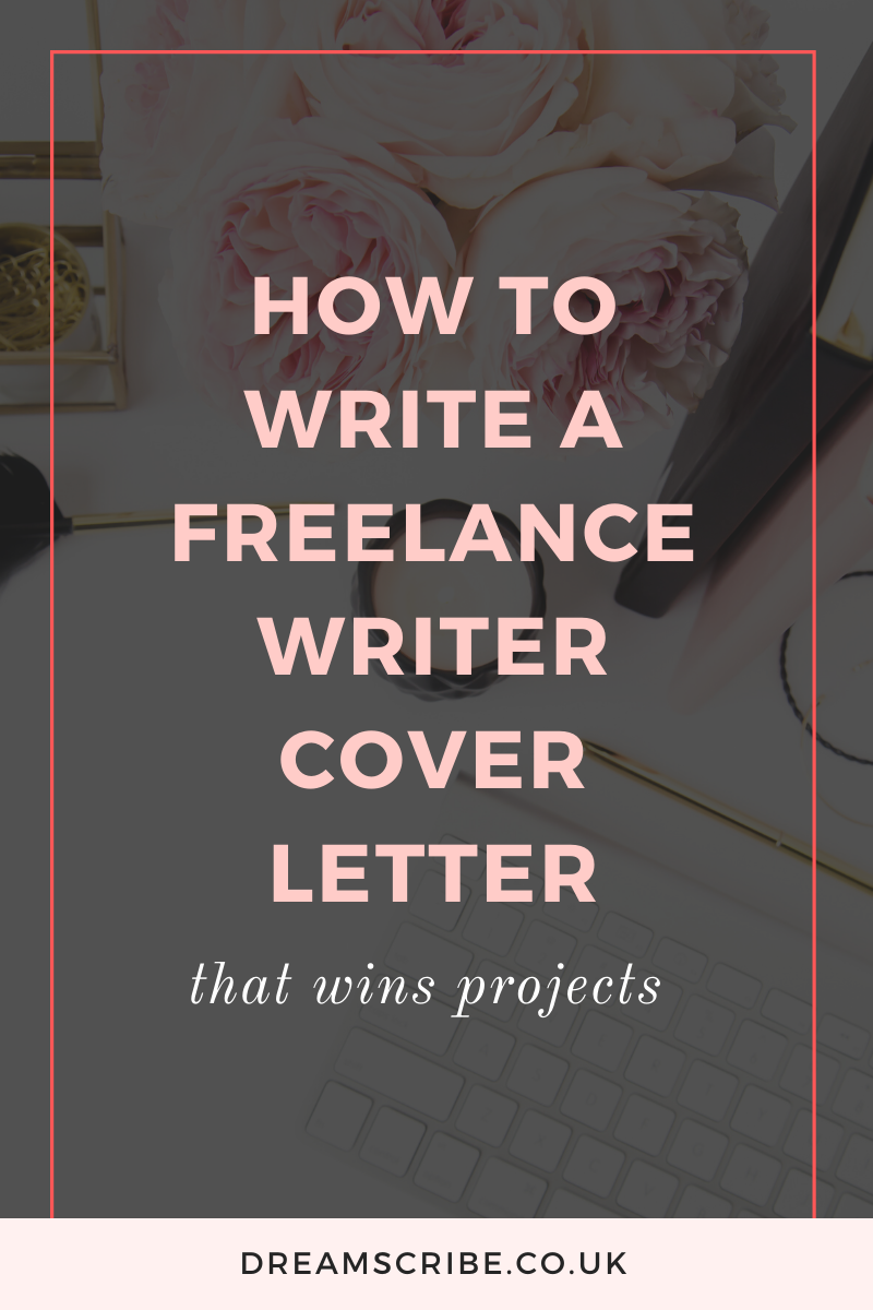 How to Write a Freelance Writer Cover Letter