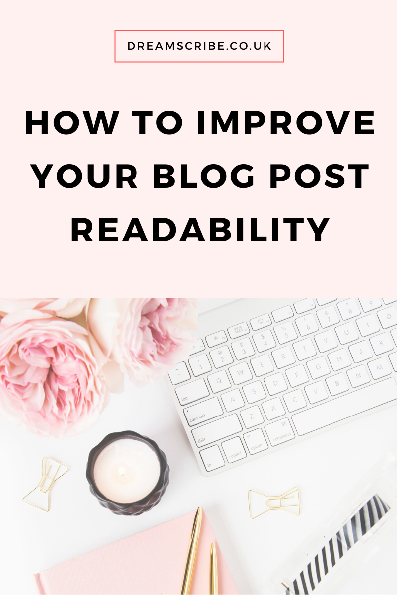 How to Improve Your Blog Post Readability
