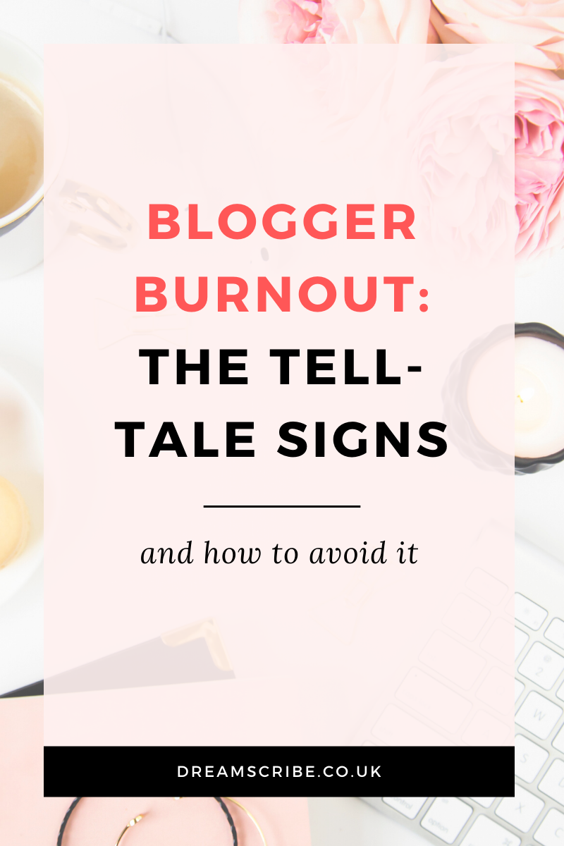 Blogger Burnout 2