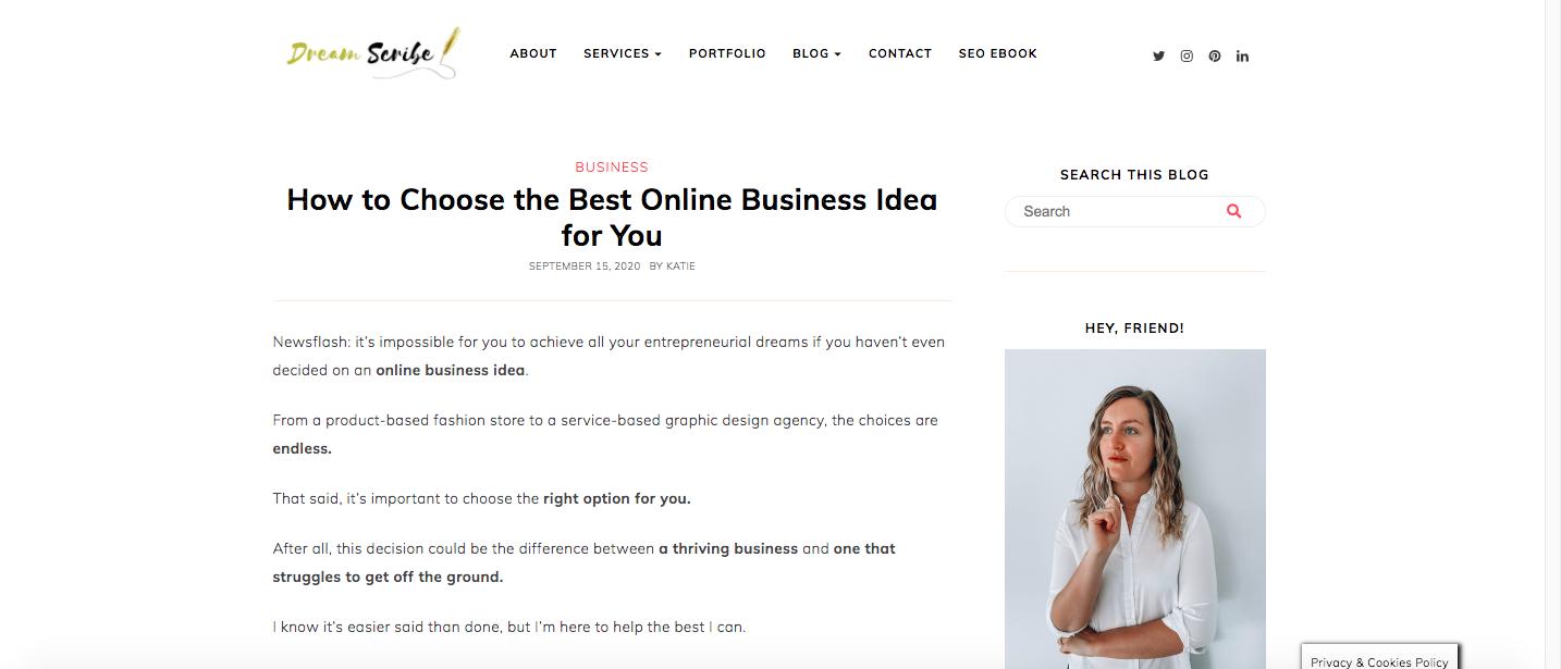 Freelance Website Widgets