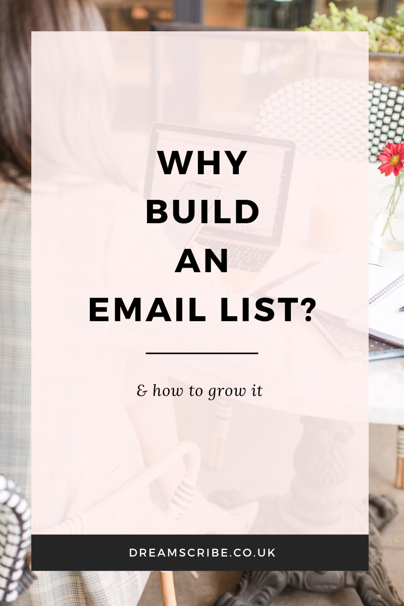 Why Build an Email List? & How to Grow It
